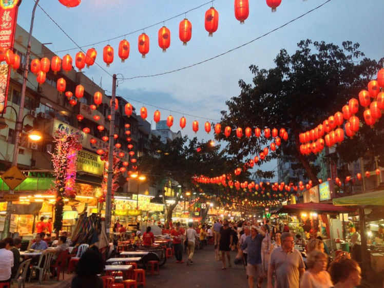 Le street food market