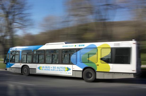 Prendre l'autobus, un soucis de moins pour votre compte en banque et l'environnement!