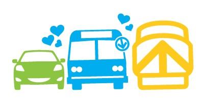 Trouver des alternatives de transport à la voiture (autobus, métro, etc.)