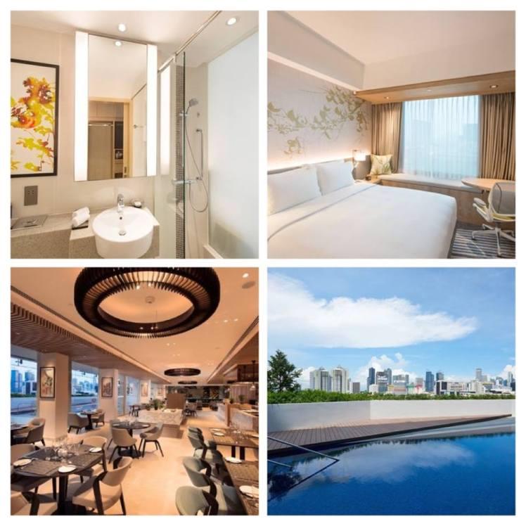 Singapour Hilton Garden Inn