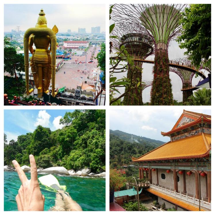Que de plaisir à visiter la Malaisie!