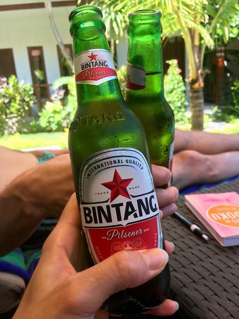 Bintang, bière de l'Asie du Sud-Est