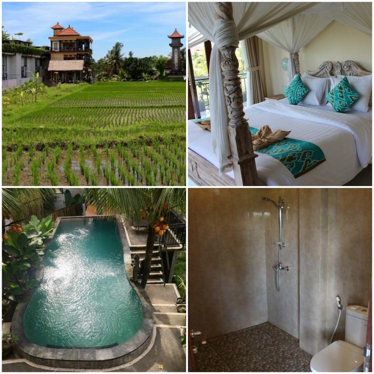 Adi Bisma Inn, Ubud, Bali.