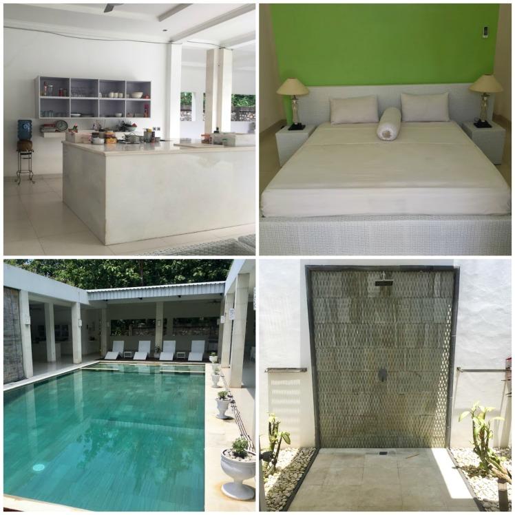 Villa Putih, Lovina, Bali.