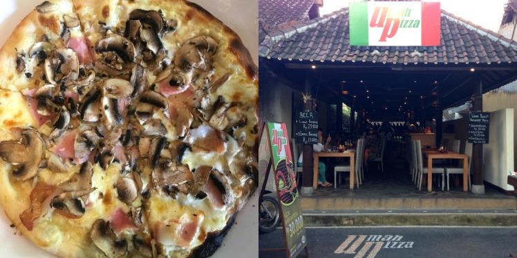 Umah Pizza, Ubud